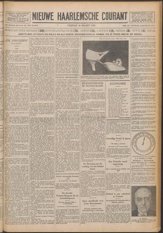 Nieuwe Haarlemsche Courant 1930-03-28