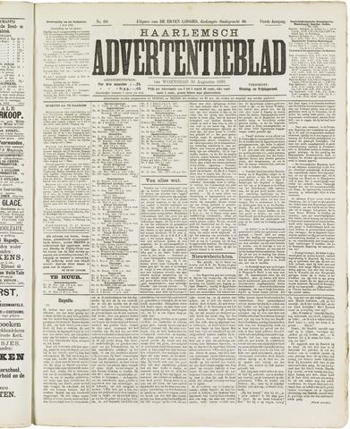 Haarlemsch Advertentieblad 1882-08-30