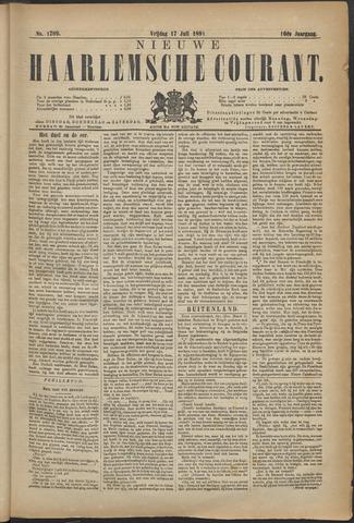 Nieuwe Haarlemsche Courant 1891-07-17