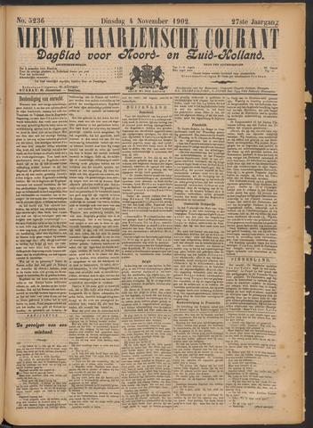 Nieuwe Haarlemsche Courant 1902-11-04