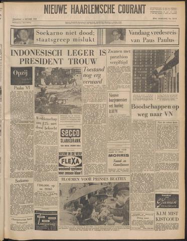 Nieuwe Haarlemsche Courant 1965-10-04