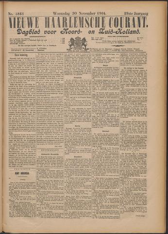 Nieuwe Haarlemsche Courant 1904-11-30