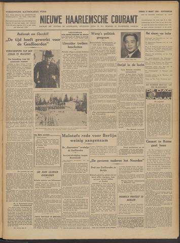 Nieuwe Haarlemsche Courant 1940-03-31