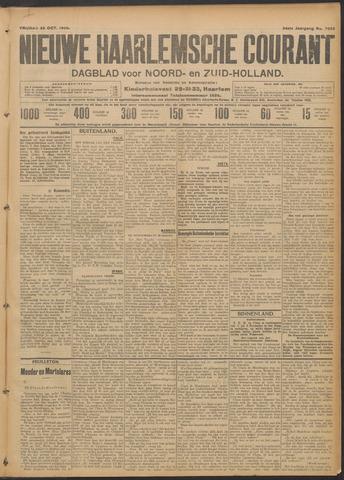 Nieuwe Haarlemsche Courant 1909-10-22