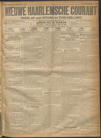 Nieuwe Haarlemsche Courant 1915-11-18