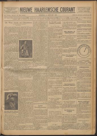 Nieuwe Haarlemsche Courant 1929-01-22