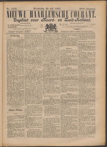 Nieuwe Haarlemsche Courant 1903-07-29