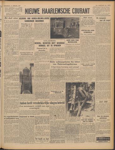 Nieuwe Haarlemsche Courant 1951-02-08