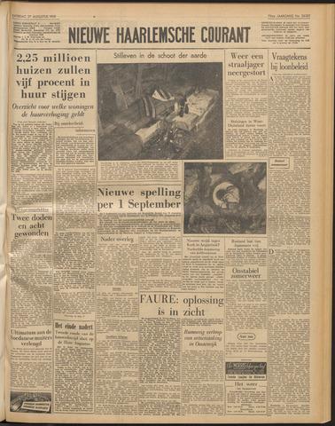 Nieuwe Haarlemsche Courant 1955-08-27