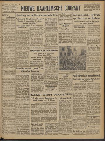 Nieuwe Haarlemsche Courant 1948-04-28