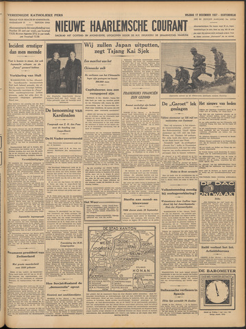 Nieuwe Haarlemsche Courant 1937-12-17