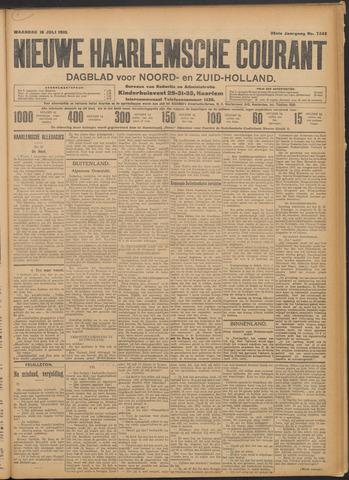 Nieuwe Haarlemsche Courant 1910-07-18