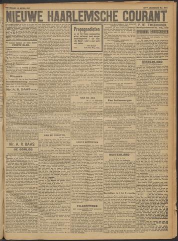Nieuwe Haarlemsche Courant 1917-04-18