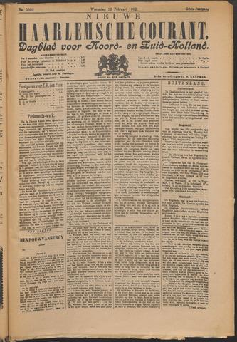 Nieuwe Haarlemsche Courant 1902-02-19