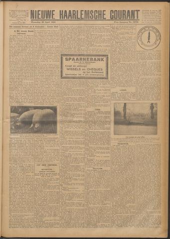 Nieuwe Haarlemsche Courant 1924-04-23