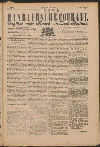 Nieuwe Haarlemsche Courant 1902-04-29