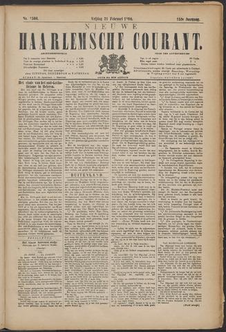 Nieuwe Haarlemsche Courant 1890-02-21