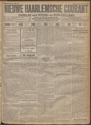 Nieuwe Haarlemsche Courant 1915-06-03