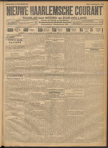 Nieuwe Haarlemsche Courant 1911-11-23