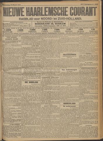 Nieuwe Haarlemsche Courant 1916-03-15