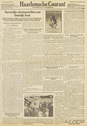 Haarlemsche Courant 1943-09-30