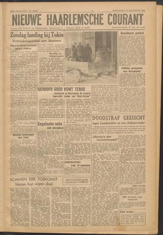Nieuwe Haarlemsche Courant 1945-08-22