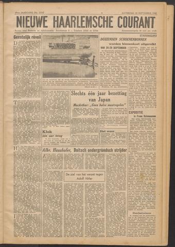 Nieuwe Haarlemsche Courant 1945-09-15
