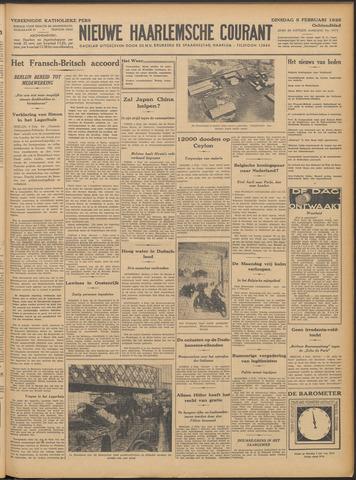 Nieuwe Haarlemsche Courant 1935-02-05