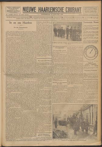 Nieuwe Haarlemsche Courant 1928-01-12