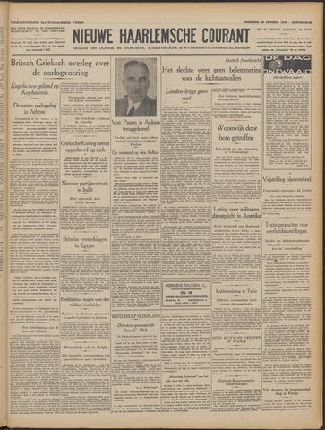 Nieuwe Haarlemsche Courant 1940-10-30