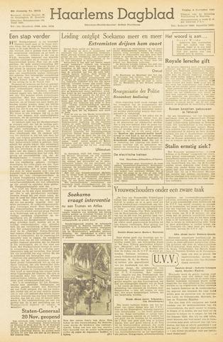 Haarlem's Dagblad 1945-11-09