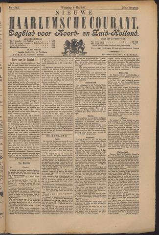 Nieuwe Haarlemsche Courant 1901-05-08