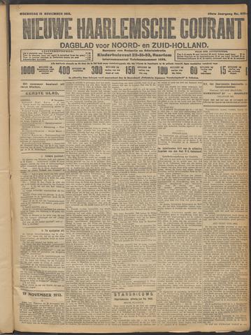 Nieuwe Haarlemsche Courant 1913-11-19