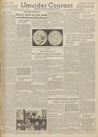 IJmuider Courant 1948-02-12