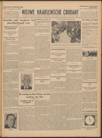 Nieuwe Haarlemsche Courant 1934-05-30