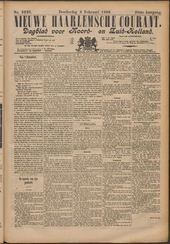 Nieuwe Haarlemsche Courant 1906-02-08