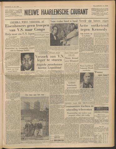 Nieuwe Haarlemsche Courant 1960-07-13