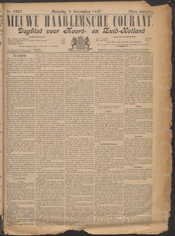 Nieuwe Haarlemsche Courant 1897-11-08