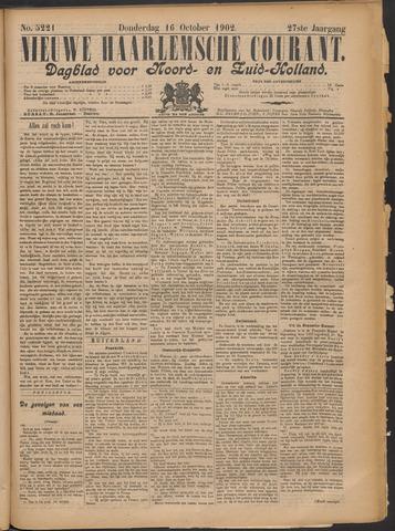 Nieuwe Haarlemsche Courant 1902-10-16