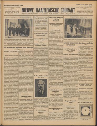 Nieuwe Haarlemsche Courant 1934-06-22