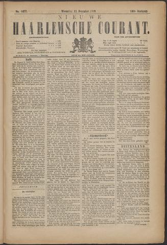 Nieuwe Haarlemsche Courant 1889-12-11