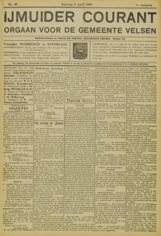 IJmuider Courant 1916-04-08