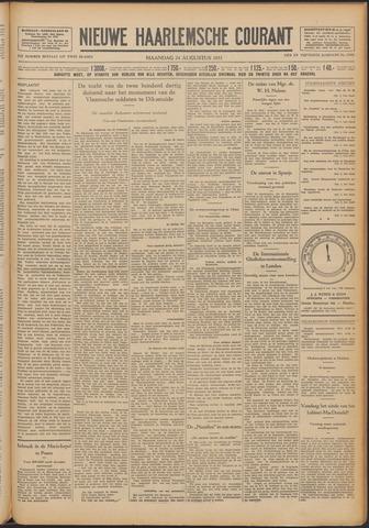 Nieuwe Haarlemsche Courant 1931-08-24