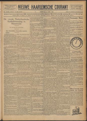 Nieuwe Haarlemsche Courant 1928-05-29