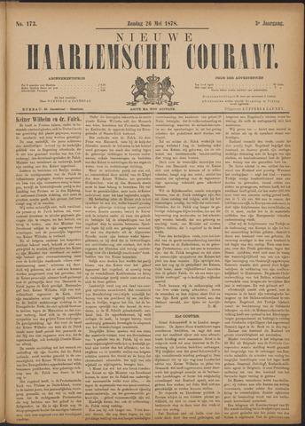 Nieuwe Haarlemsche Courant 1878-05-26