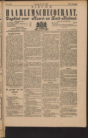 Nieuwe Haarlemsche Courant 1902-07-29