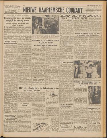 Nieuwe Haarlemsche Courant 1950-06-13