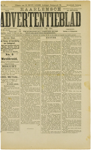 Haarlemsch Advertentieblad 1895-05-04
