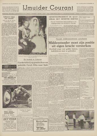 IJmuider Courant 1959-12-22