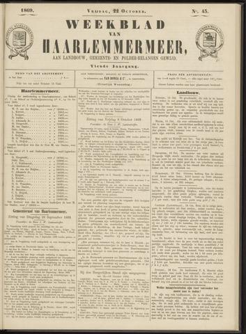 Weekblad van Haarlemmermeer 1869-10-22